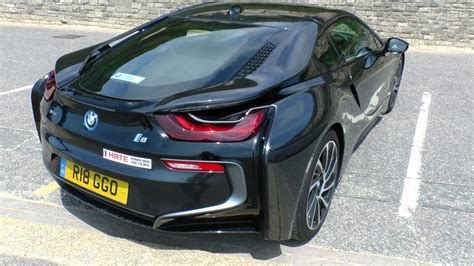 bmw i8 car images bmw i8 car rear free stock photo domain pictures