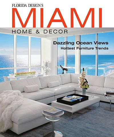 miami home and decor magazine press sjae alexandre seductive living
