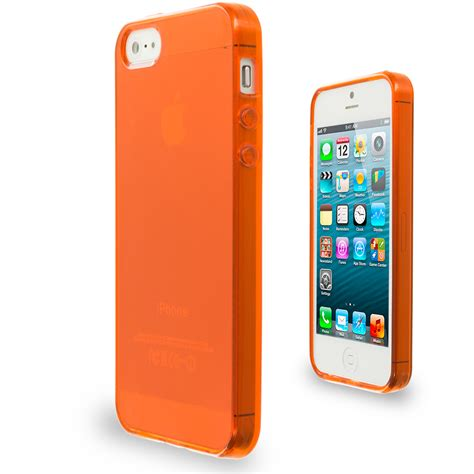 iphone 5g color clear transparent tpu plain rubber skin cover for apple iphone 5 5g ebay
