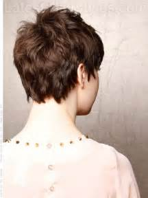 haircut pixie on top in back 25 best ideas about pixie cut back on pinterest pixie