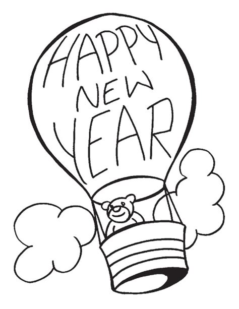 new year 2018 color happy new year coloring pages 2018 free printable happy