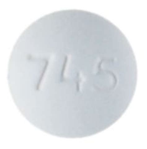 Phenothiazine Also Search For An 745 Pill Promethazine 12 5 Mg
