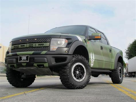 Rugged Bed Cover Halo Edition Ford Truck Hits Ebay Beyond Entertainment