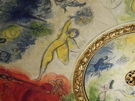 Plafond Chagall by Chagall Plafond De L Op 233 Ra Garnier Cestmoi Ca