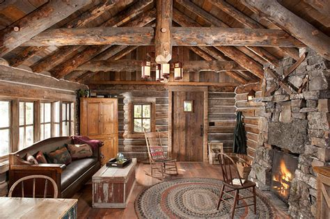 Homestead Floor Plans by Authentic Log Cabin Exquisitely Restored To 1900 S