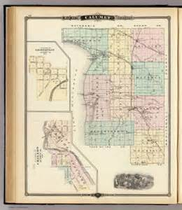 calumet colorado map map of calumet county state of wisconsin and gravesville