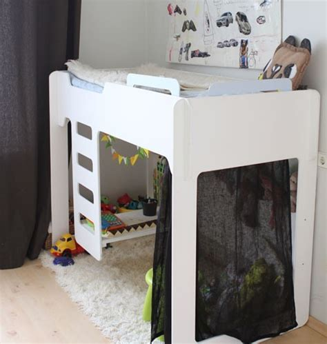 bunk bed with play area underneath bunk bed with play area underneath amani traditional full over full bunk bed with