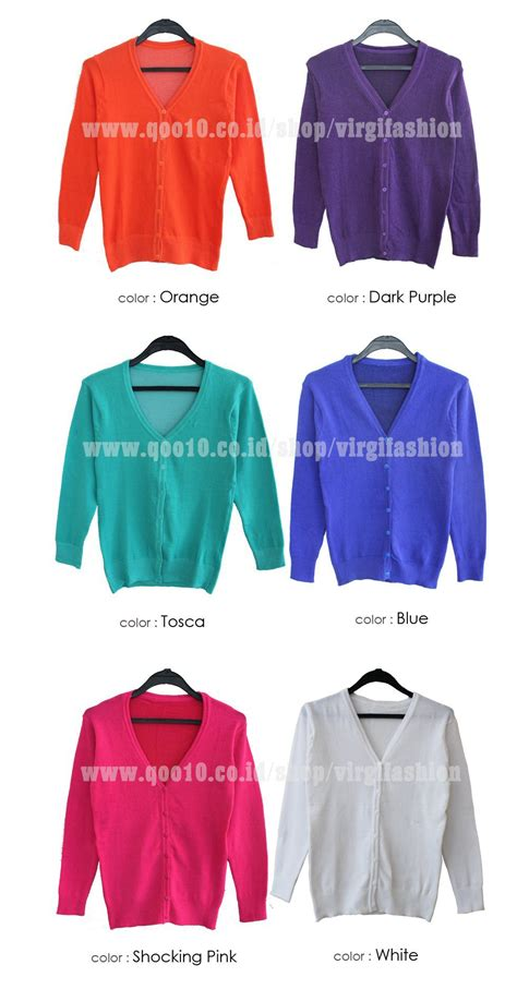 Basic Cardigan Xl basic cardigan 40 colors available size s xl high quality material basic tee womans