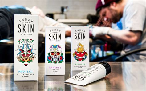 tattoo leeds food under your skin packaging by robot food 187 retail design blog