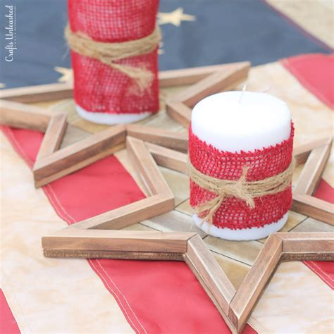 diy 4th of july decorations centerpieces crafts unleashed