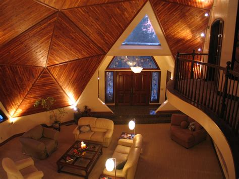 geodesic dome home interior best 25 dome homes ideas on house