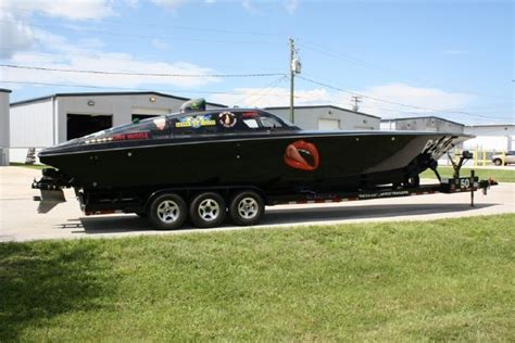 fountain outboard boats for sale 2005 fountain race boats yachts for sale