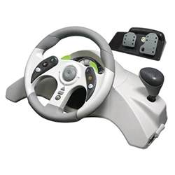 Steering Wheel Accessory For Xbox 360 19 Console Accessories For Avid Gamers Walyou