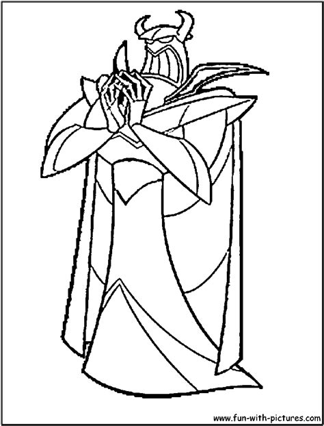 zurg coloring pages printable zurg free coloring pages