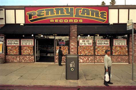 L A Records Check Out Photos Of L A S Iconic Record Stores Hyponik