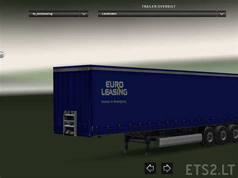 euro leasing euro leasing trailer ets 2 mods