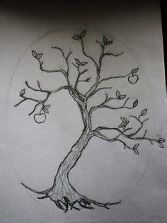 apple tree tattoo designs family tree family tree shaded 26673