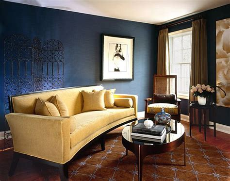 blue living room furniture ideas chic living room with stylish interior of navy rooms theme