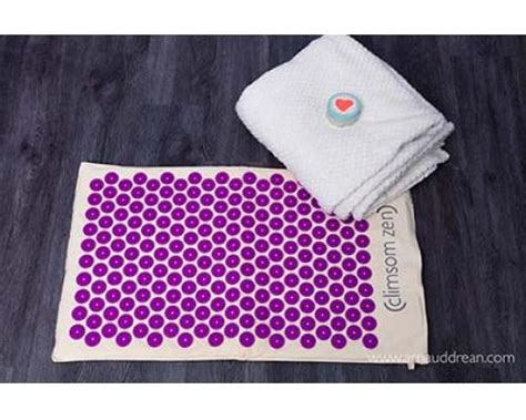 Climsom Mattress Topper by Climsom Relaxation And Acupressure Mat Climsom Zen