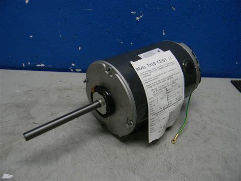 capacitor motor split us motors single phase permanent split capacitor hvac motor 1 2 quot x 5 quot shaft motors