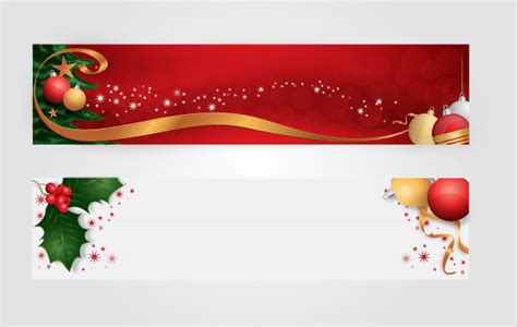 christmas email banner  festival collections