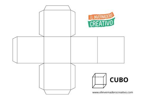 figuras geometricas un cubo el cubo o hexaedro regular es un poliedro de seis caras