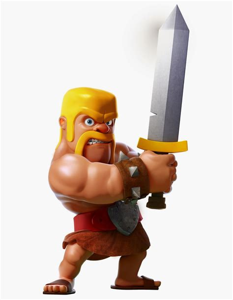clash of clans barbarian level 7 clash of clans barbarian clash of clans wallpaper