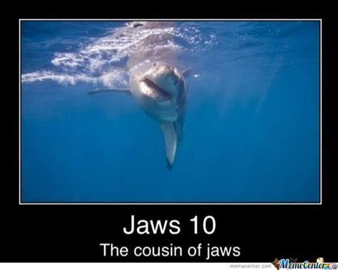 Jaws Meme - jaws by frizbee meme center