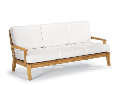 Melbourne Outdoor Sofa With Cushions Patio Furniture