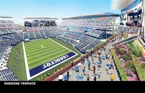 san diego chargers stadium news projekt new chargers stadium stadiony net
