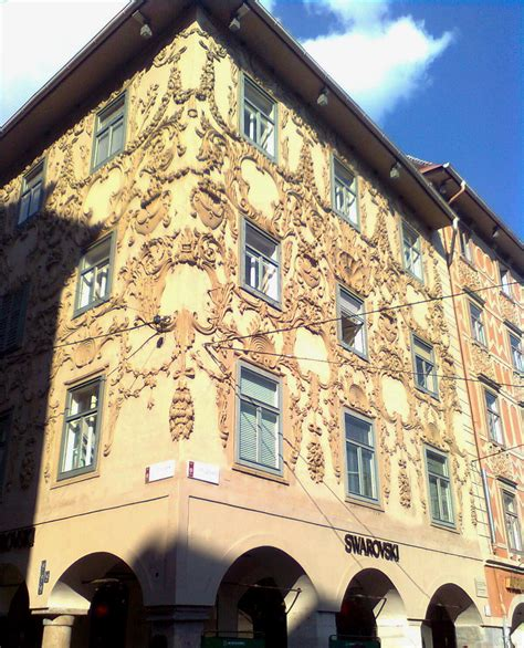 haus in graz file luegg haus graz hauptplatz sporgasse jpg wikimedia