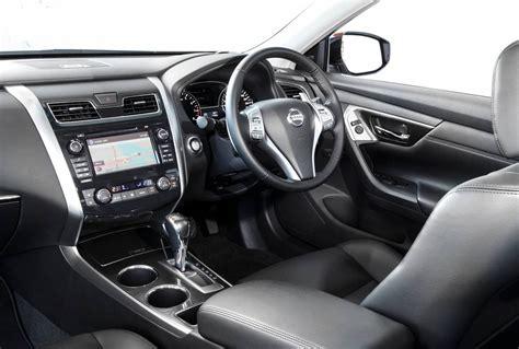 2013 Nissan Altima Interior by Nissan Altima Ti S Interior
