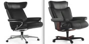 stressless lance une gamme de fauteuils de bureau