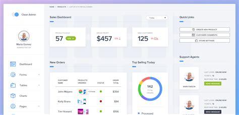 15 Bootstrap 4 Premium Admin Templates Bootstrap 4 Admin Template