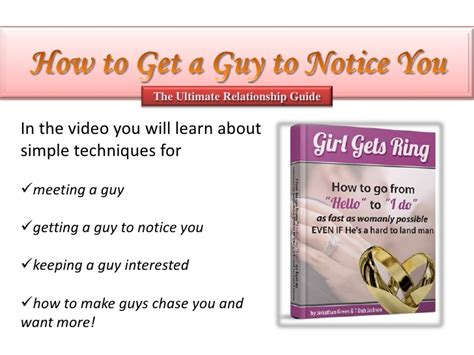 10 Ways To Get A To Notice You At School how to get a to notice you
