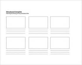 board template pdf sle storyboard template 15 free documents