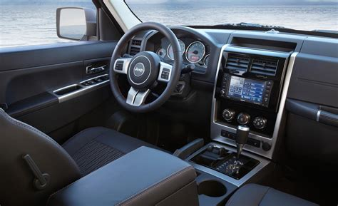 Jeep Wrangler Arctic Edition Interior by Car And Driver