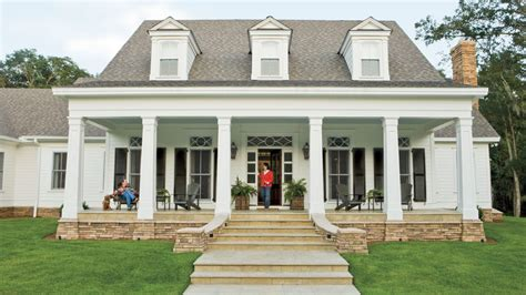 southern living builders home ideas for southern charm southern living