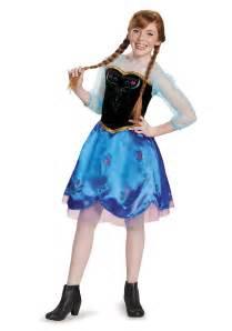 Frozen Costumes Tween Frozen Traveling Anna Costume