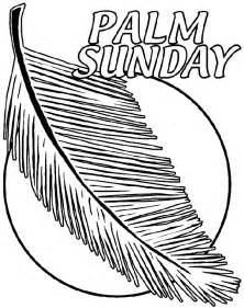 palm sunday color pages palm sunday crayola co uk