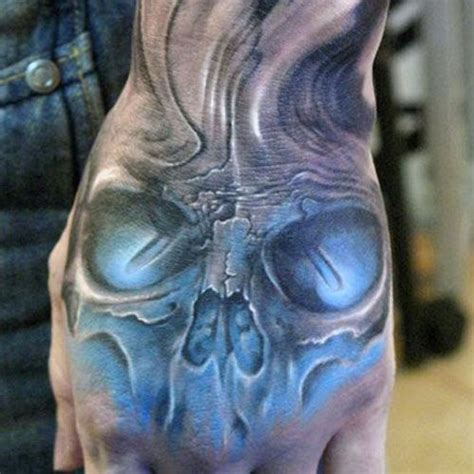 skull tattoo designs for hands 72 best images about cool tattoos for on