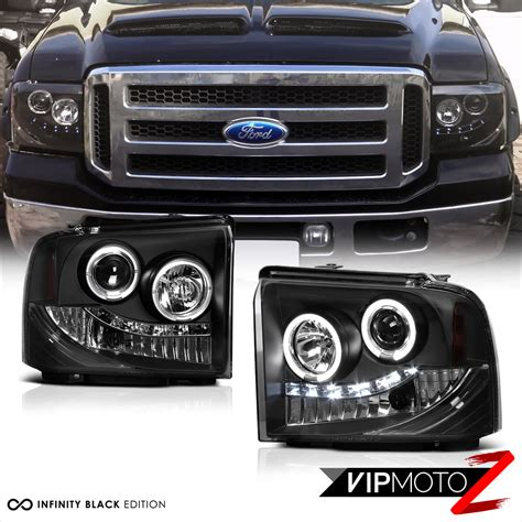 250 Led Headlights by Halo Headlights Front L Led Bulbs Lights 2005 2006