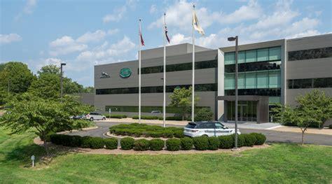jaguar land rover north america headquarters langan