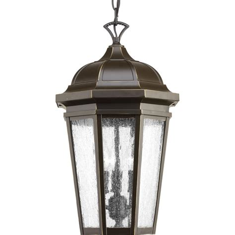 Patio Lights Home Depot Home Decorators Collection Black Outdoor Led Hanging Light Ds5981bk The Home Depot