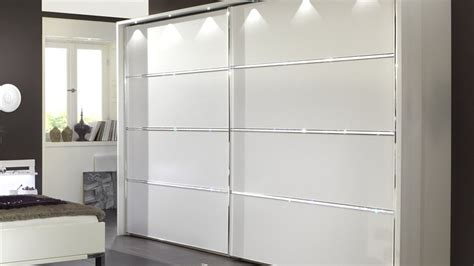 White Sliding Door Wardrobes Uk by Riyadh Sliding Door Wardrobe With Crystals Head2bed Uk