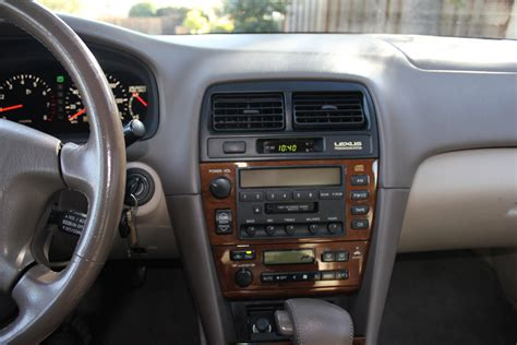 2001 lexus es300 interior 2000 lexus es300 interior quotes