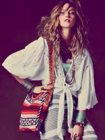 inspired admired bohemian fashion inspiration photos