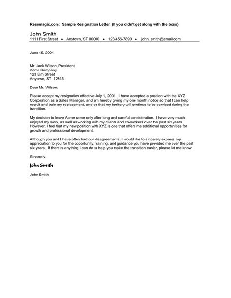 How Can I Write A Resignation Letter by The 25 Best Simple Resignation Letter Format Ideas On Application Letter Sle