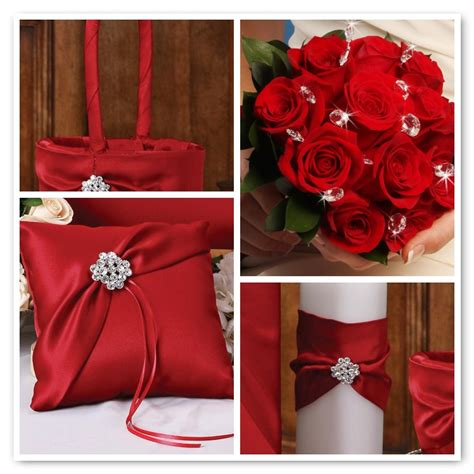 tbdress brighten your day with red and wedding