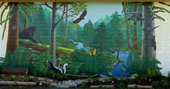 wall mural artists mural artist designer kim hunter indigo muralist